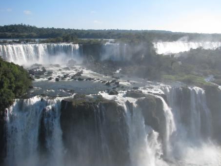 Free Stock Photo of Iguazu Falls