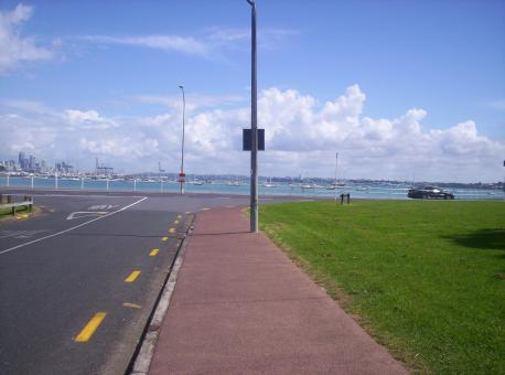 Free Stock Photo of Tamaki Drive - Auckland Water Front