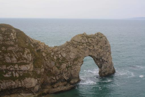 Free Stock Photo of Durdle door