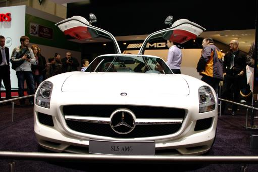 Free Stock Photo of International Geneva Cars salon 2010