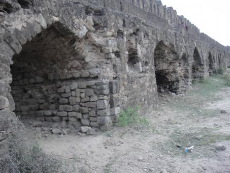Free Stock Photo of Rohtas Fort