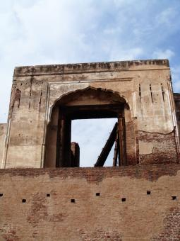 Free Stock Photo of Lahore shahi fort