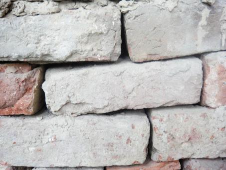 Free Stock Photo of Old bricks