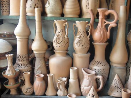 Free Stock Photo of Pottery