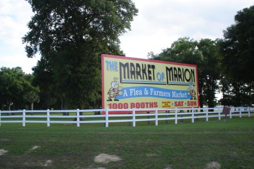 Free Stock Photo of Market of Marion