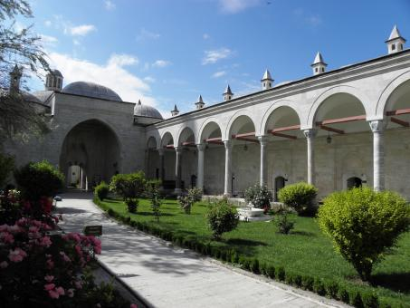 Free Stock Photo of Part of the complex of Sultan Bayezid 2