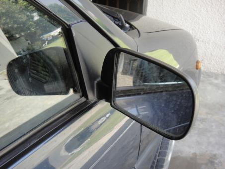 Free Stock Photo of Side mirror