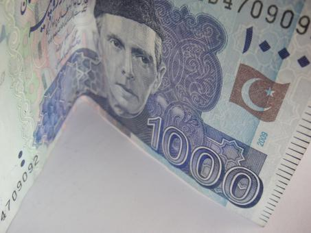Free Stock Photo of Pakistani thousand rupee