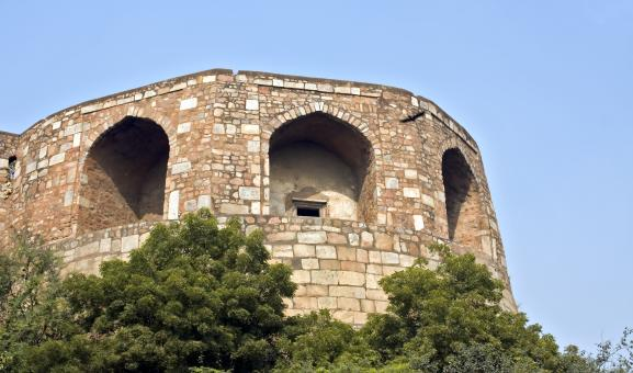 Free Stock Photo of Purana Qila