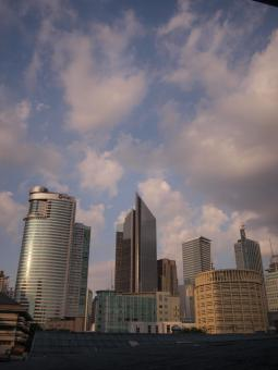 Free Stock Photo of Skyscrapers