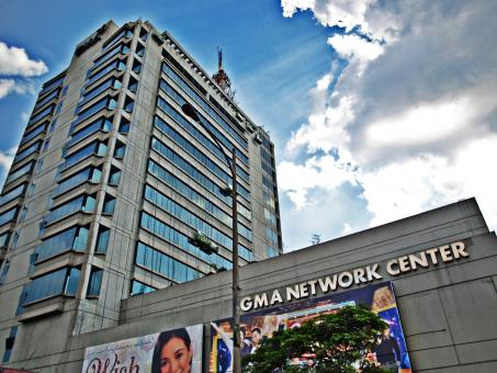 Free Stock Photo of GMA Network Center