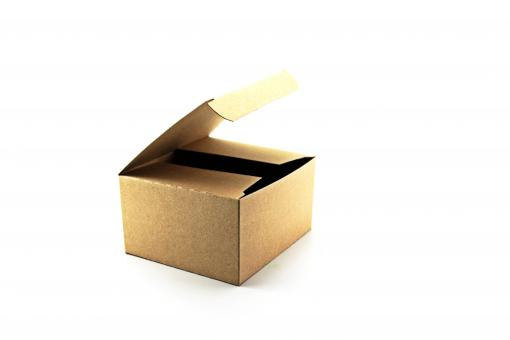 Free Stock Photo of cardboard box