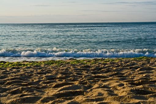 Free Stock Photo of Beach III.