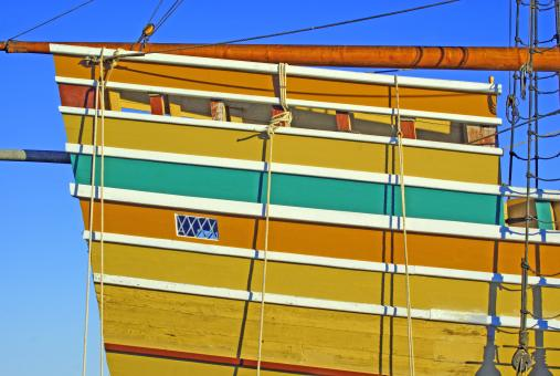 Free Stock Photo of Colorful Stern