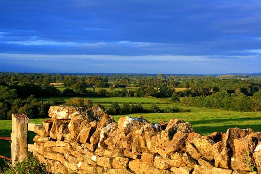 Free Stock Photo of Cotswold countryside