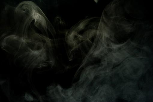 Free Stock Photo of Dark Smoke Effect