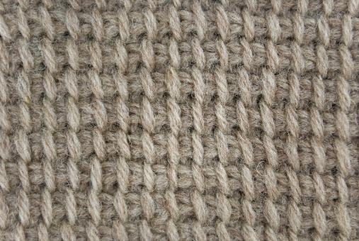 Free Stock Photo of Tunisian Simple Stitch