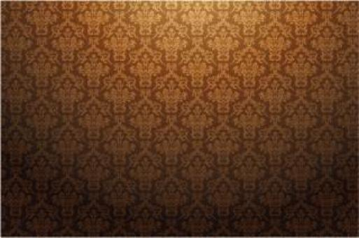 Free Stock Photo of Damask Vector Pattern