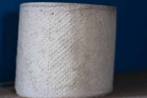 Free Stock Photo of Old Toilet Paper