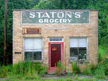 Free Stock Photo of Statons Grocery