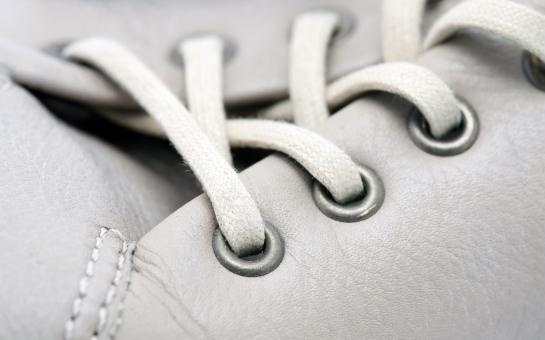 Free Stock Photo of Shoe macro shot