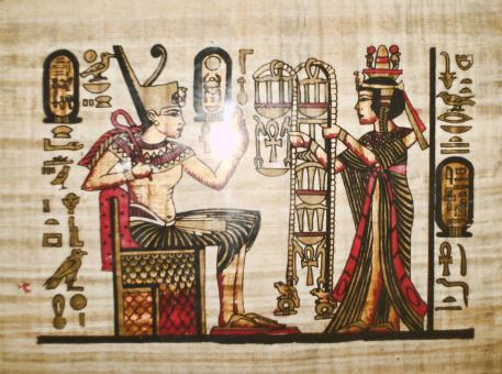 Free Stock Photo of Egyptian Paintings