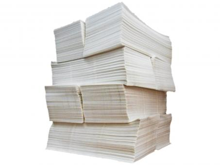 Free Stock Photo of Pile of Paper