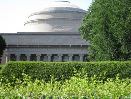 Free Stock Photo of MIT building