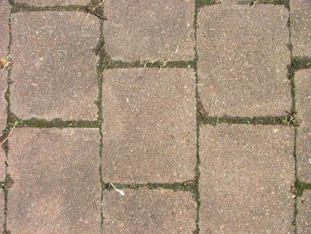Free Stock Photo of Block Driveway
