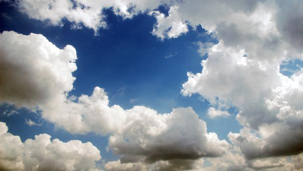 Free Stock Photo of Cloudscape