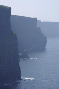 Free Stock Photo of Cliffs of Mohar Ireland