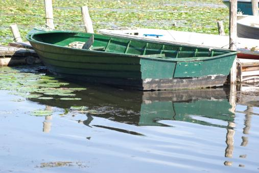 Free Stock Photo of Row Boat