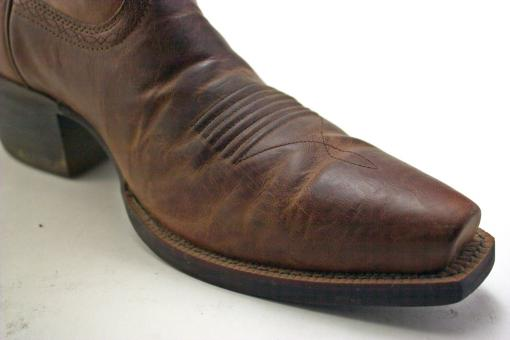 Free Stock Photo of Leather Cowboy Boot