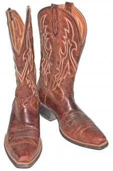 Free Stock Photo of Cowboy Boots