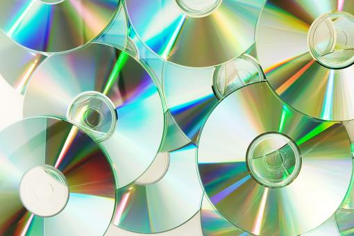 Free Stock Photo of cd