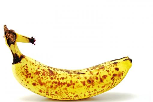 Free Stock Photo of Ripe Banana