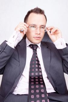 Free Stock Photo of businessman