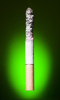 Free Stock Photo of Half Burned Cigarette