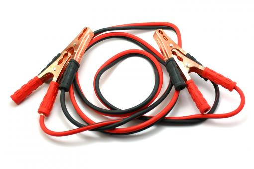 Free Stock Photo of jumper cables