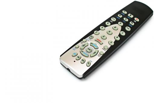Free Stock Photo of remote control isolated