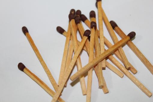 Free Stock Photo of Matches