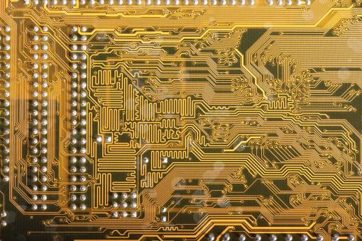Free Stock Photo of electronic circuit