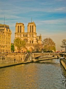 Free Stock Photo of Notre Dame