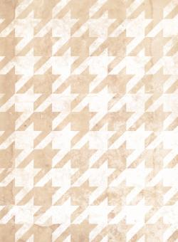 Free Stock Photo of Vintage Houndstooth