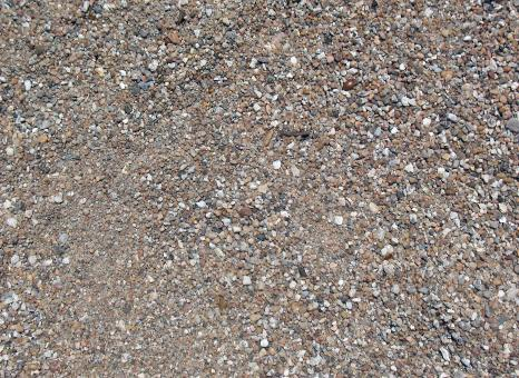 Free Stock Photo of Sand and Rock Texture