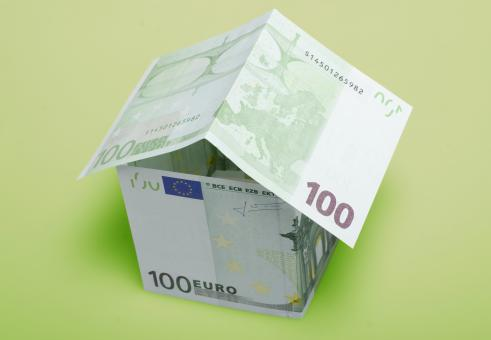 Free Stock Photo of Money house