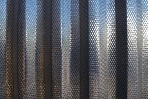 Free Stock Photo of Metal Siding