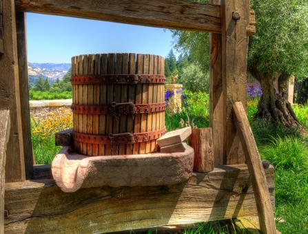 Free Stock Photo of Medieval Bucket HDR