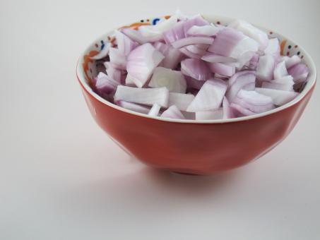 Free Stock Photo of Red Onion