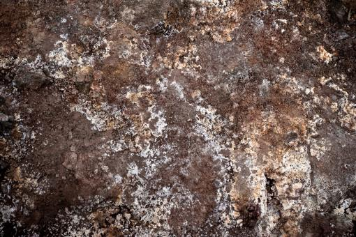 Free Stock Photo of Dark Geothermal Mud Texture